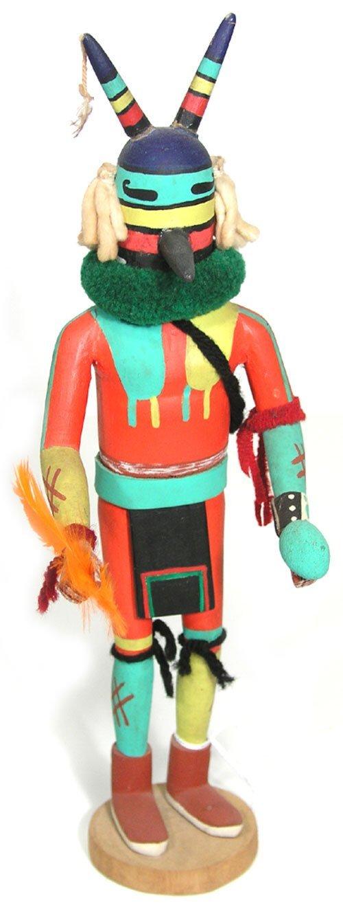 522: Kachina Doll