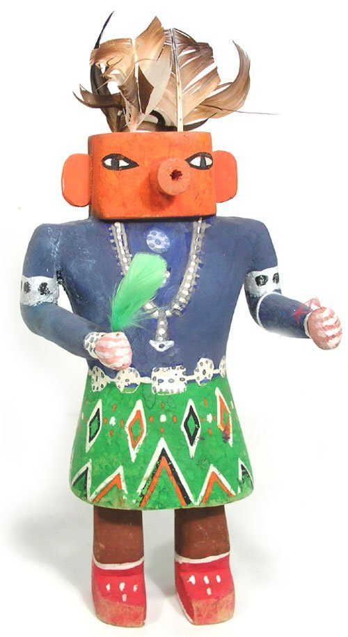 523: Kachina Doll