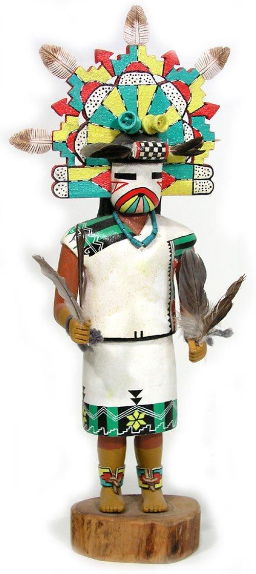 524: Kachina Doll