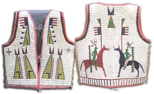 706: Sioux Vest