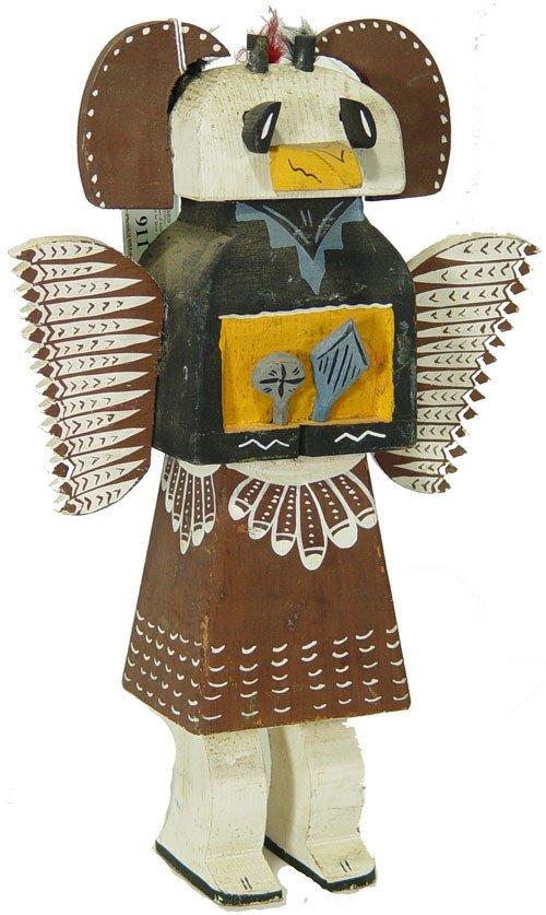 911: Kachina Carving