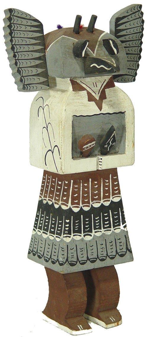 912: Kachina Carving