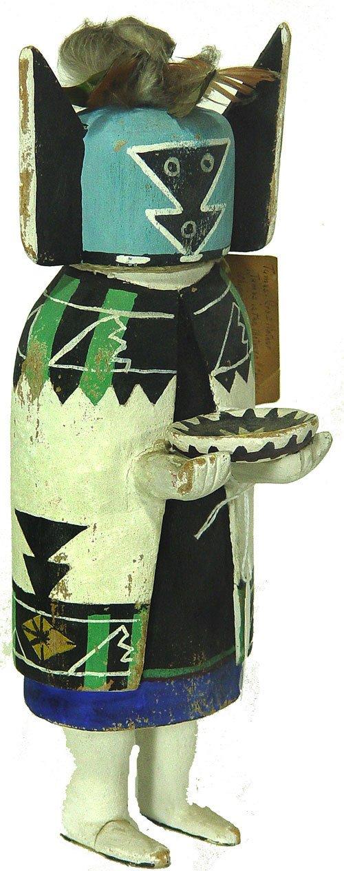 914: Kachina Carving