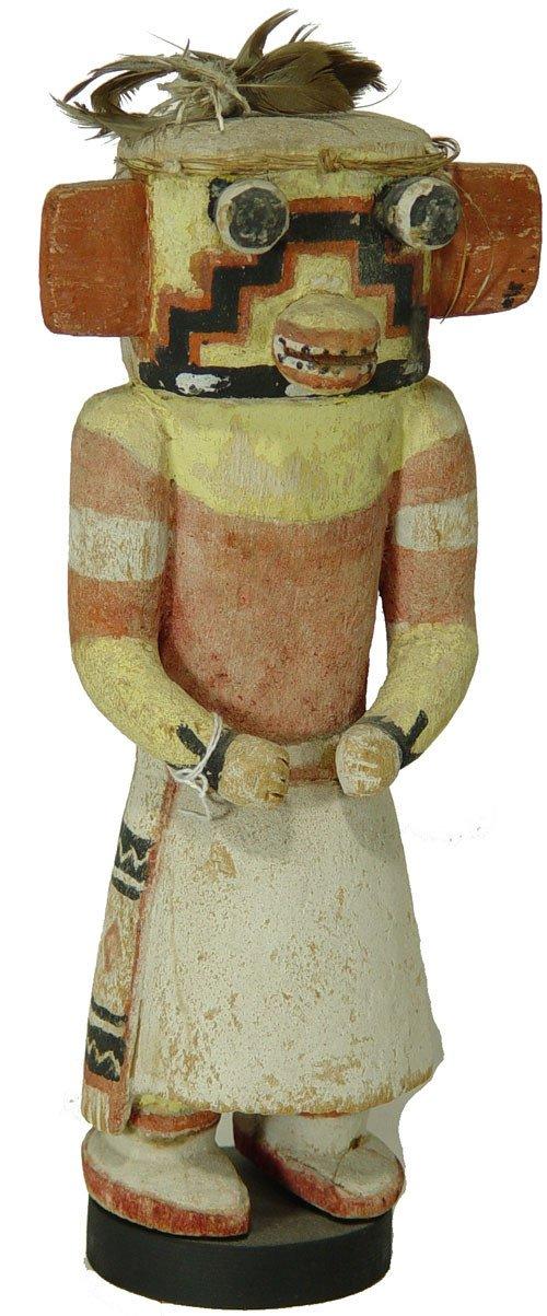 917: Kachina Carving
