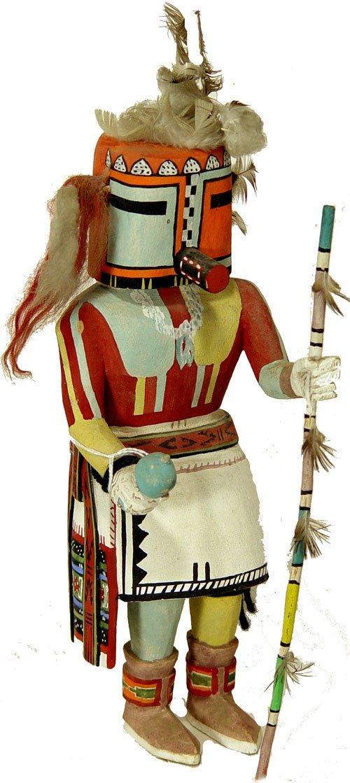 919: Kachina Carving