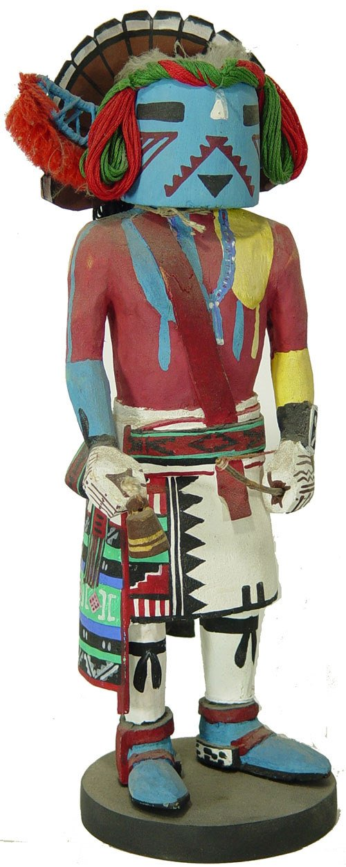 920: Kachina Carving