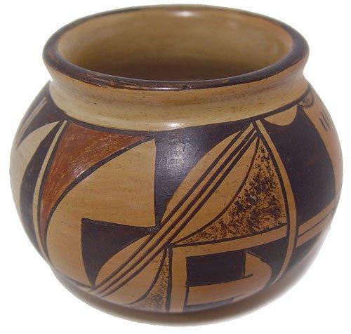 921: Hopi Pottery