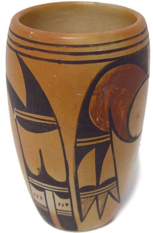 922: Hopi Pottery