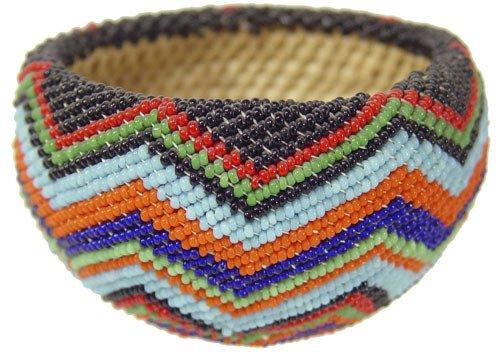 5: Paiute Beaded Basket