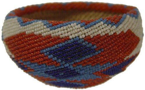 7: Paiute Beaded Basket