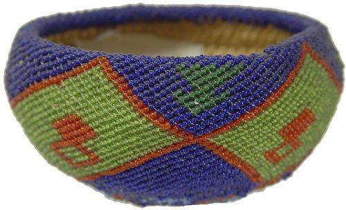 8: Paiute Beaded Basket
