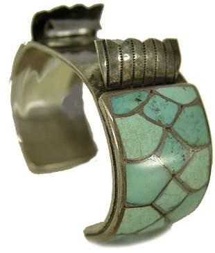 Zuni Watch Bracelet