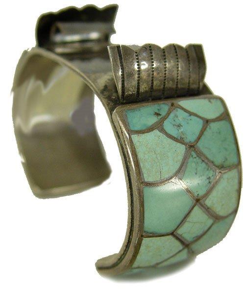17: Zuni Watch Bracelet