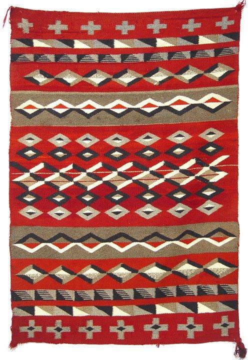 21: Navajo Rug
