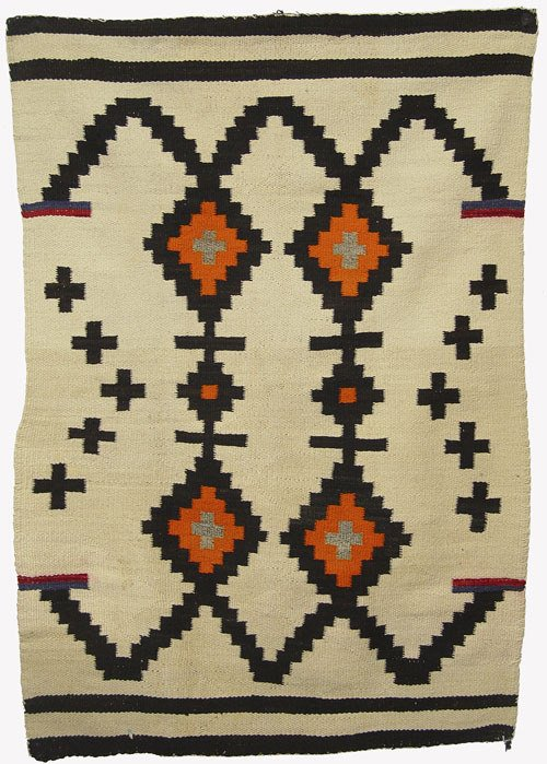 23: Navajo Rug