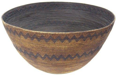 340: Yokuts Basket