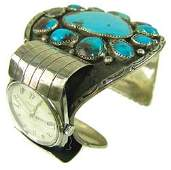 Navajo Watch Bracelet - Miriam Chayute