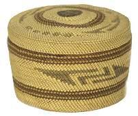 1284: Nootka/Makah Treasure Basket