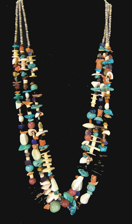 515: Pueblo Treasure Necklace