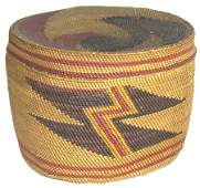 731: Nuu Chah Nulth Basket