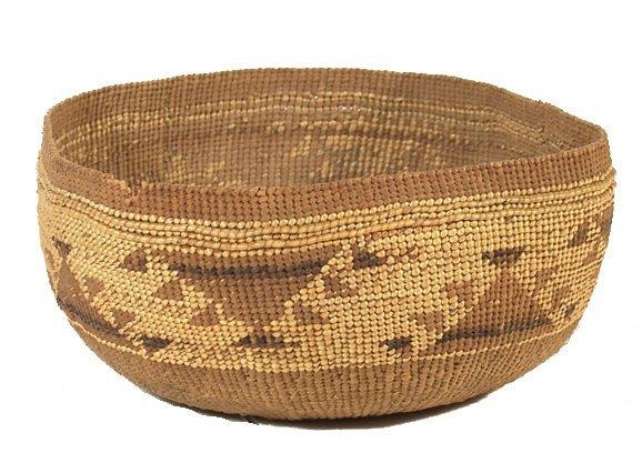 1009: Hupa Basket