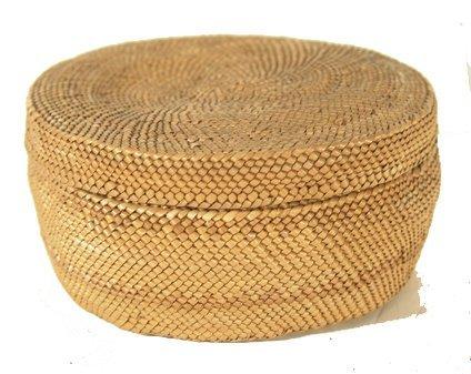 1010: Nuu Chah Nulth (Makah) Basket