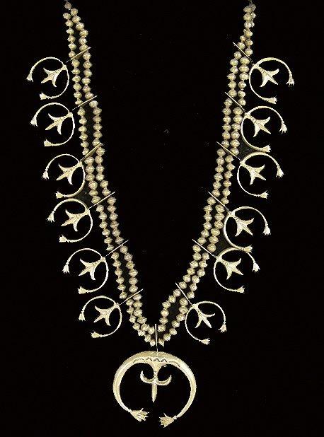 1023: Navajo Friendship Necklace