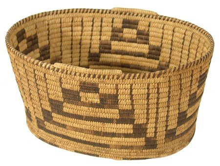 452: Papago Basket