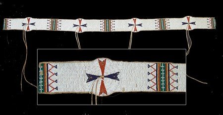 467: Sioux Blanket Strip