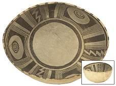 554: Anasazi Pottery Bowl