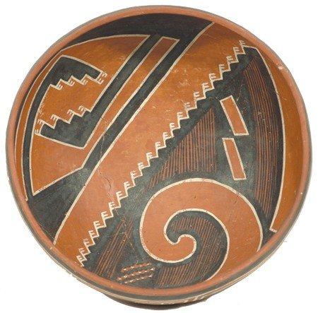 588: Anasazi Pottery Bowl