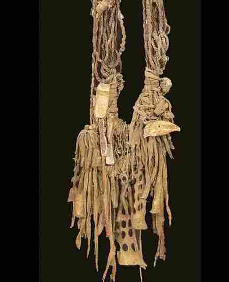 Pueblo Amulet Necklace