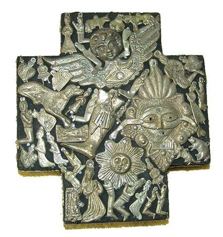 23: Mexican Wooden Cross