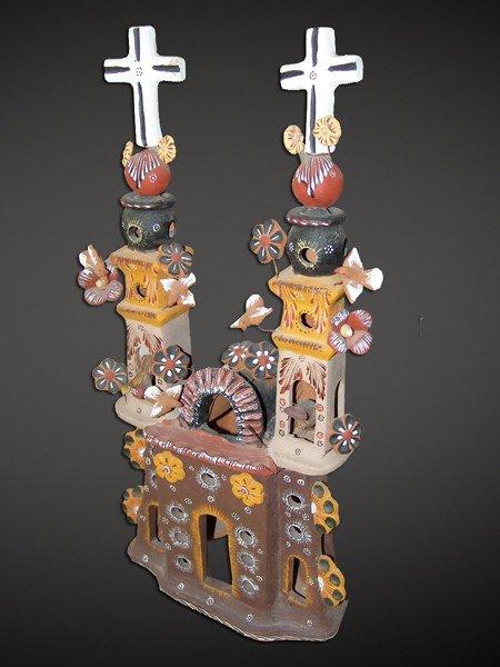 33: Mexican Folk Art Church