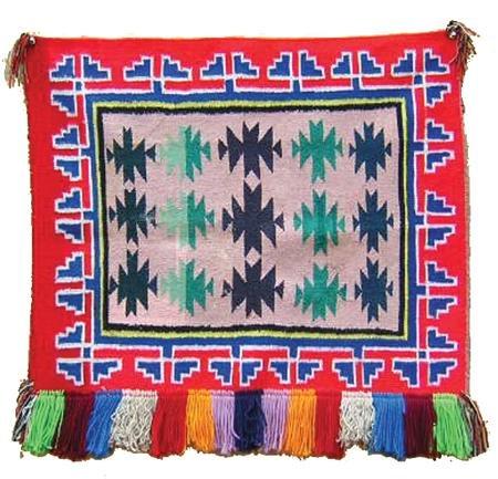 414: Navajo Rug