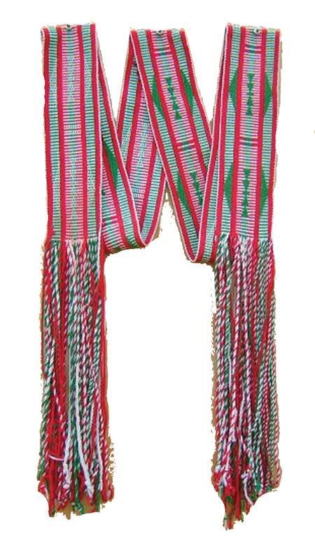 417: Hopi Weaving