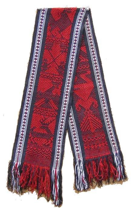418: Guatemalan Weaving