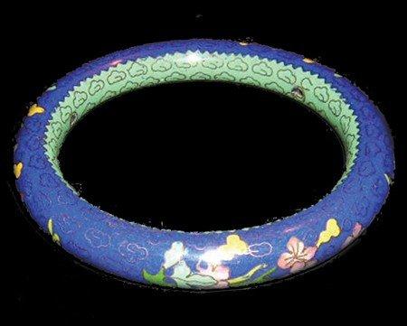 420: Cloisonne Bracelet