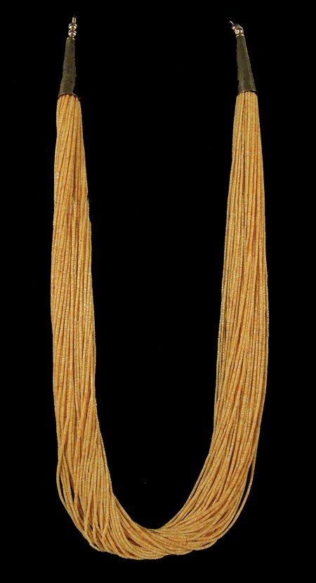 701: Navajo Heshi Necklace