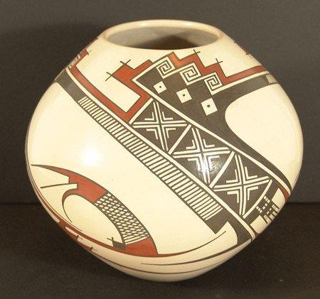 866: Juan Quezada Pottery Jar - 2