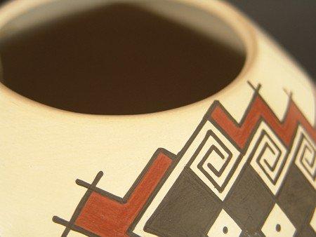 866: Juan Quezada Pottery Jar - 5