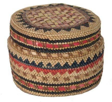 5: Nootha/Makah Basket