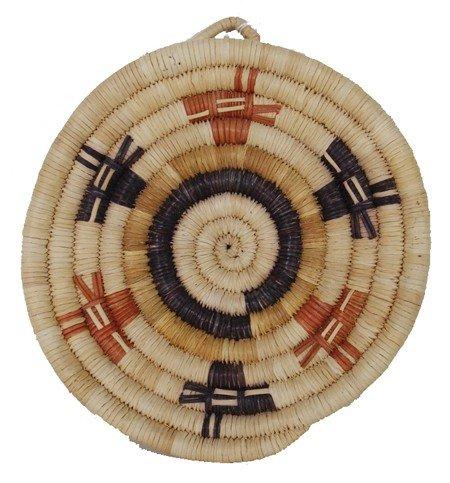 6: Hopi Coil Basket