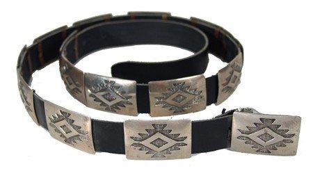 8: Navajo Concho Belt