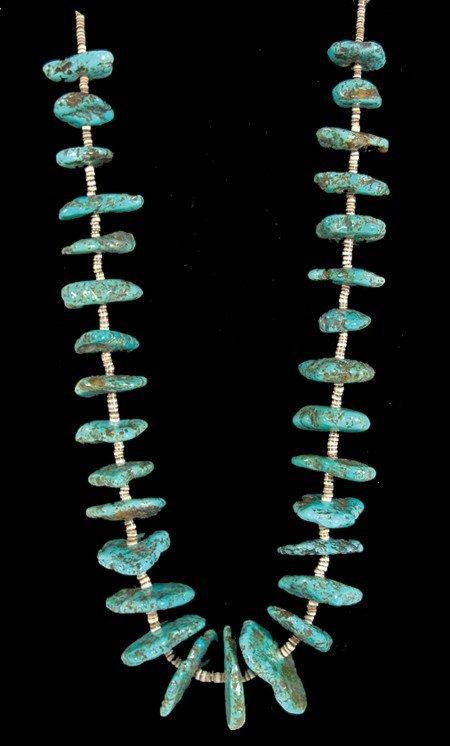 6: Navajo Necklace