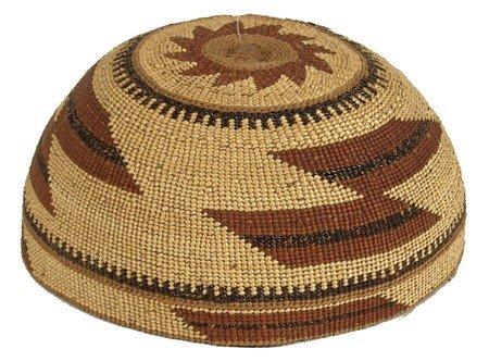 11: Hupa Basketry Hat