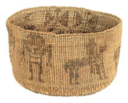 18: Wasco Basket