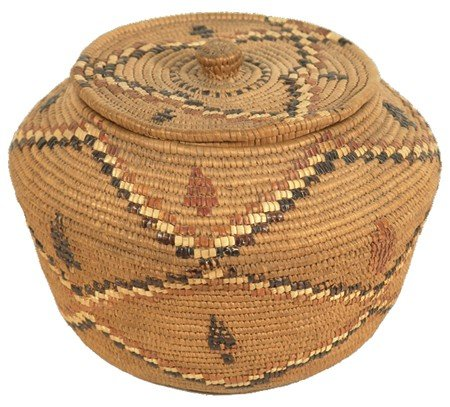 19: Salish Basket