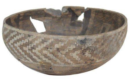 405: Anasazi Pottery  Bowl