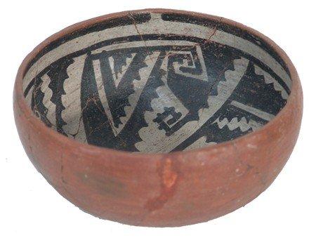 406: Anasazi Pottery Bowl